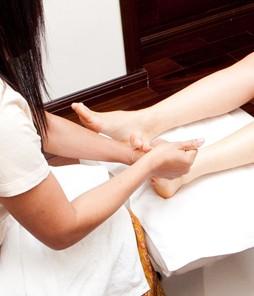 Тайский массаж стоп