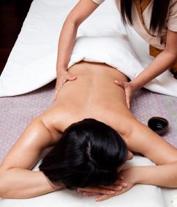 Тайский массаж с ароматическими маслами