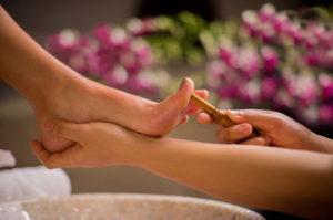 Абонемент на тайский массаж стоп
