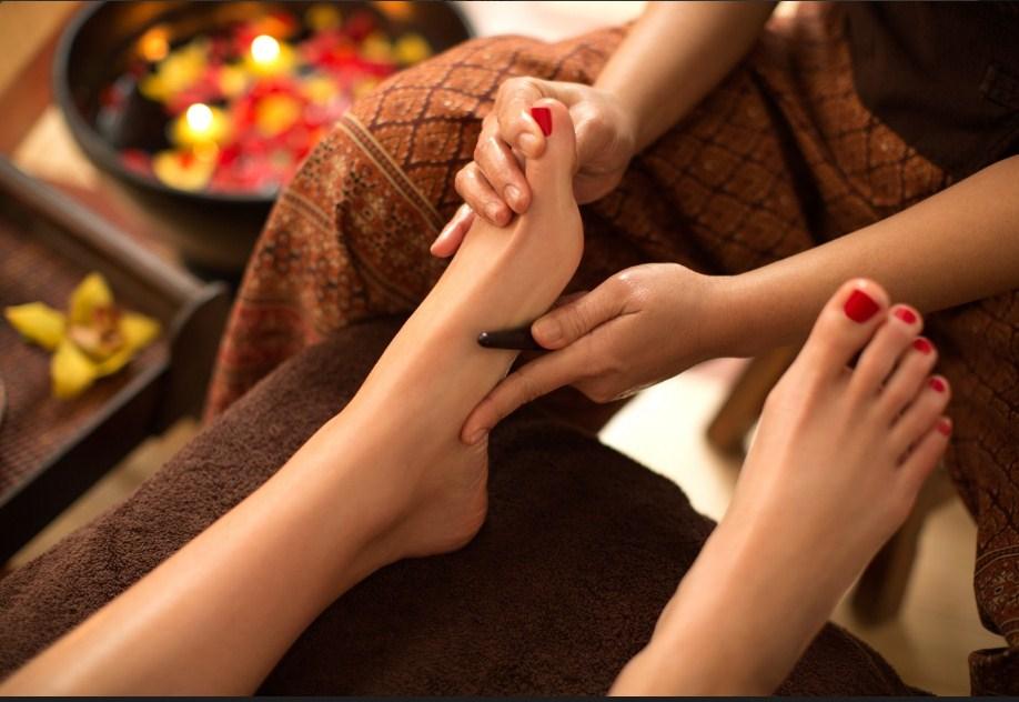 Тайский фут массаж: особенности и польза
