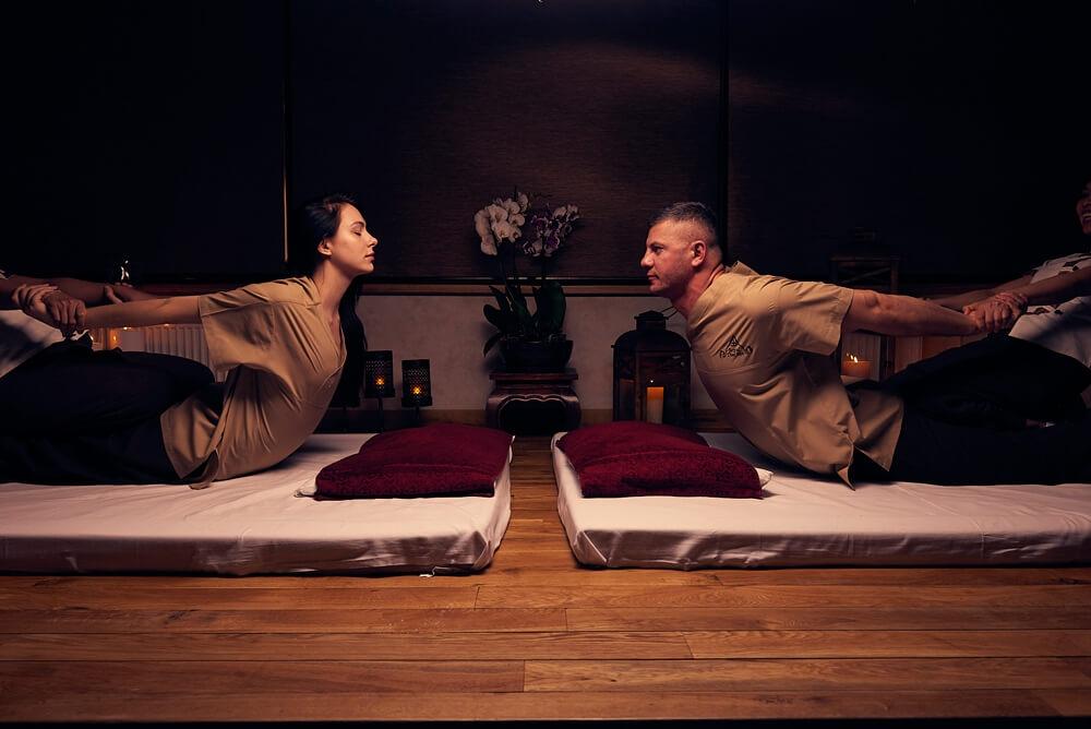 Классический тайский массаж для двоих — удовольствие и польза процедуры