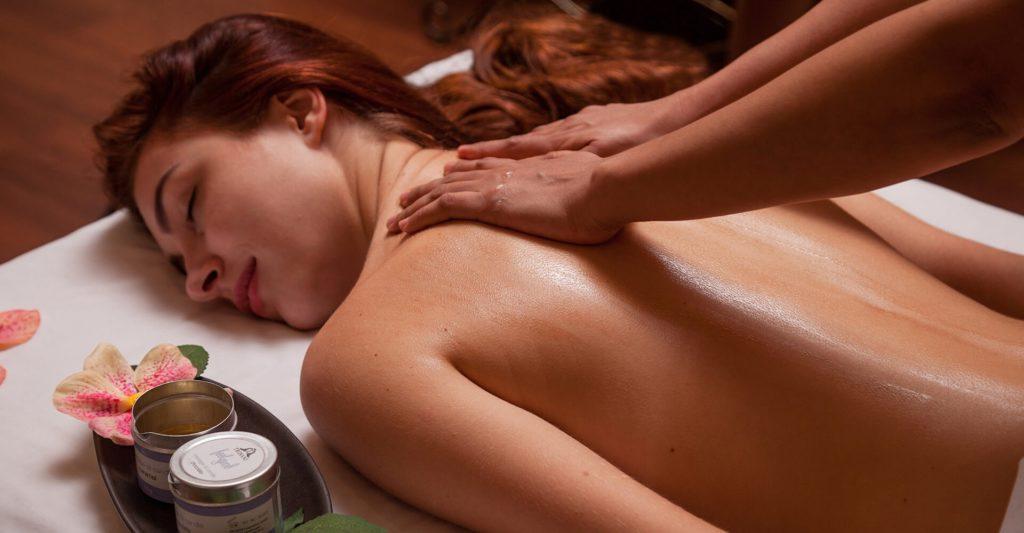 Настоящий хороший тайский массаж в СПб
