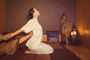 Тайский массаж и абонемент = подарок